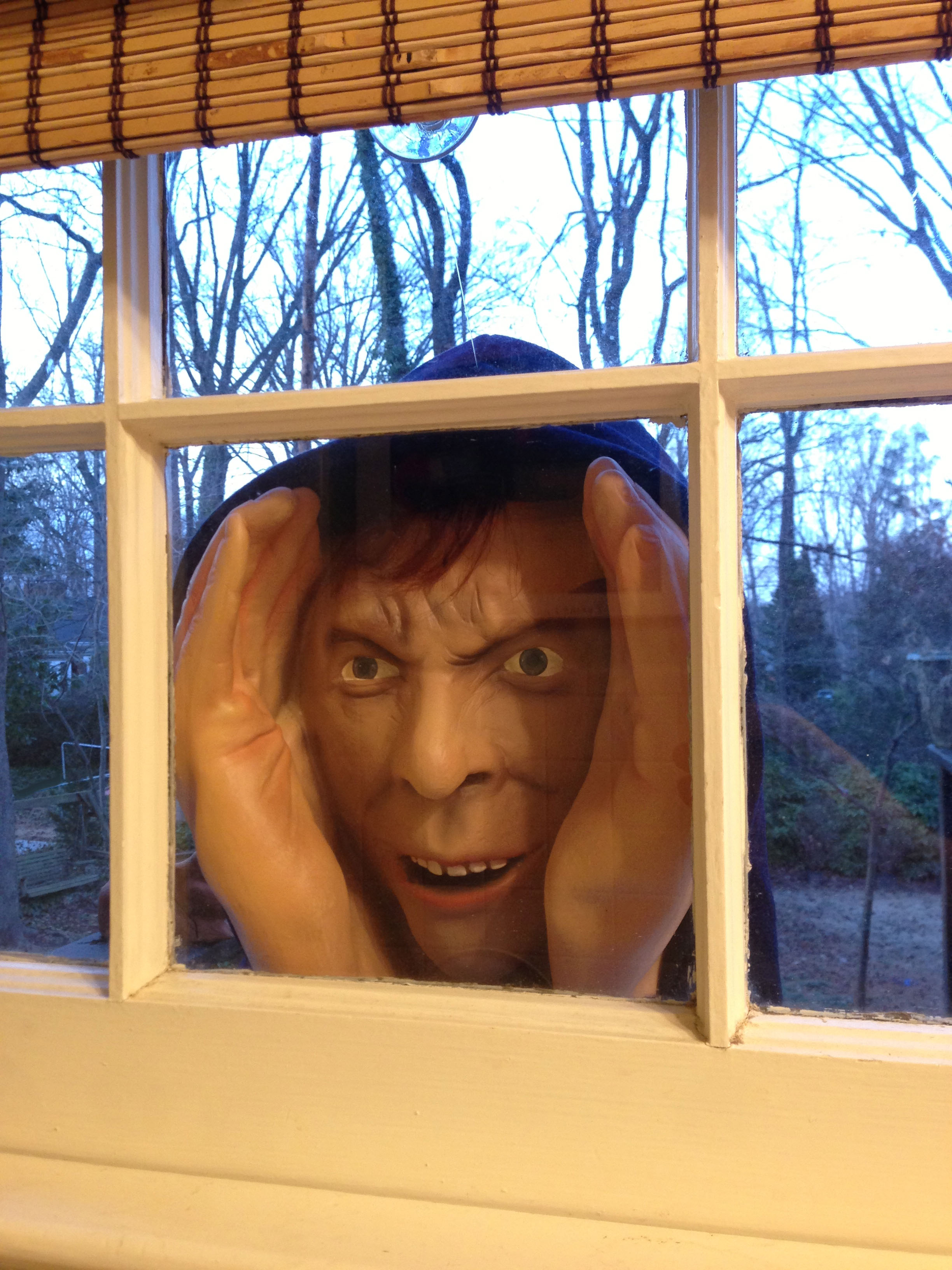this halloween decoration was pulled from shops because it's too