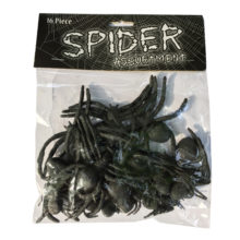 Spider Pack-16 pcs.